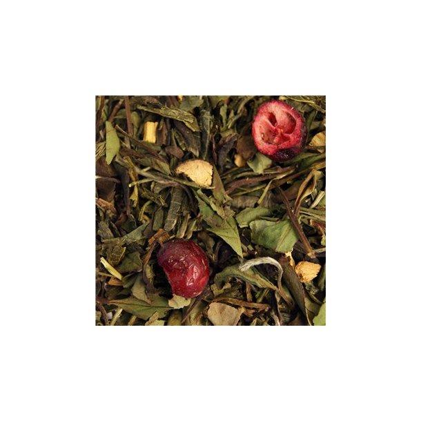 Grøn Hvid Lakrids Tranebær Te