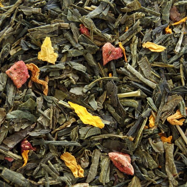 Grøn Mormor Te