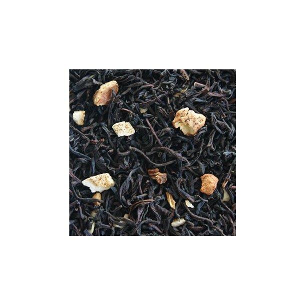 China Grøn Orange Te med Æble Økologisk